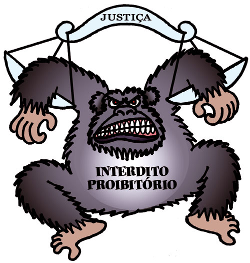 Interdito-gorila