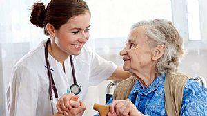 idosos doentes