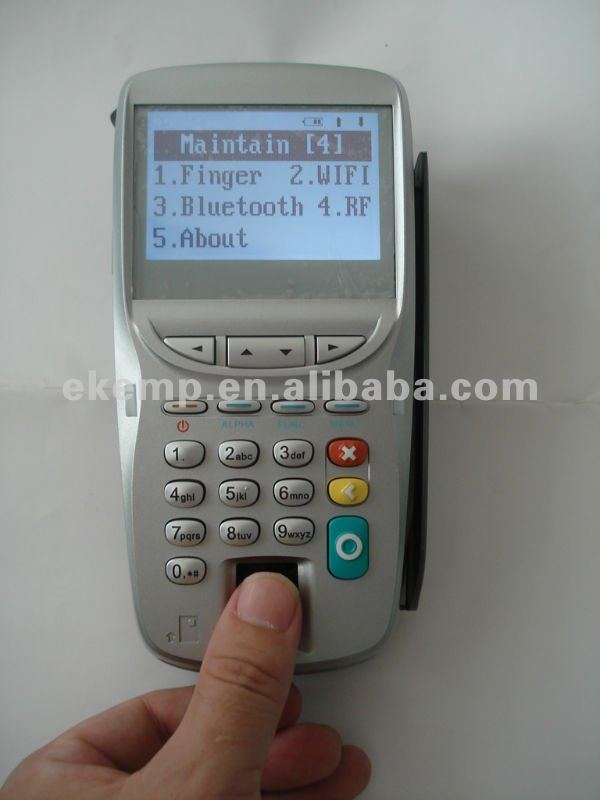 Credit Card Reader with Biometric Recognition EP900
