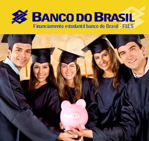 financiamento estudantil Banco do Brasil 2