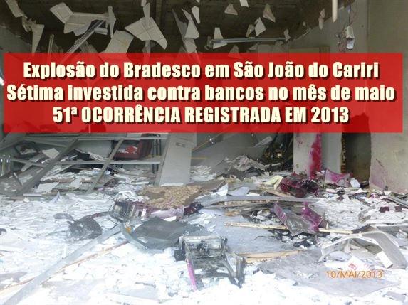 bradesco detonado 10052013